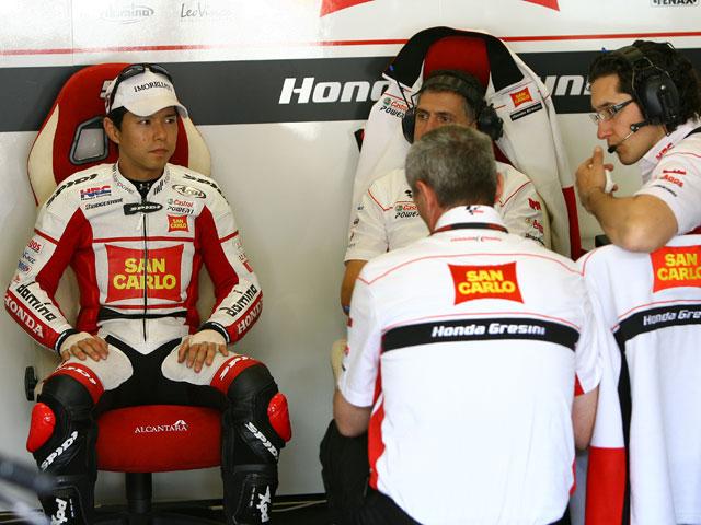 Nakano correrá con una Honda mejorada en Brno