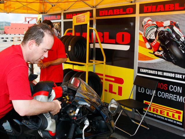 Pirelli Day en Valencia
