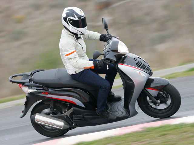 Scooter 125 Diseño