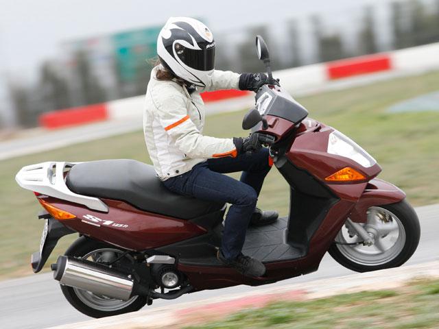 Imagen de Galeria de Scooter 125 Económicos