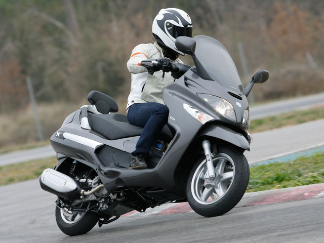 Scooter 125 Gran Turismo