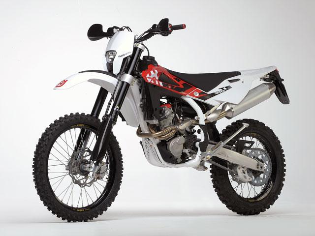 Novedades moto 2009: Gama Husqvarna enduro