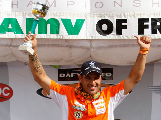 "Imagen de Galeria de Iván Cervantes (KTM): ""Este es el Mundial más difícil de mi carrera"""