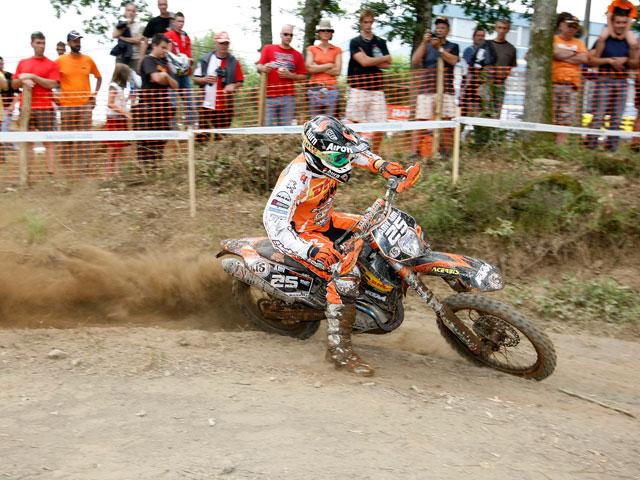"Iván Cervantes (KTM): ""Este es el Mundial más difícil de mi carrera"""