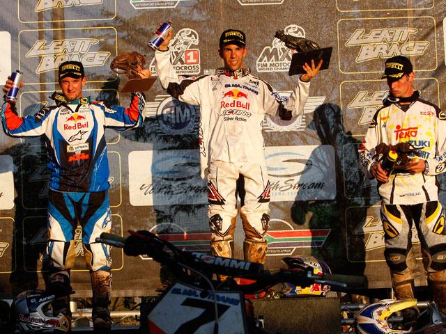 Todos con Barragán (KTM)