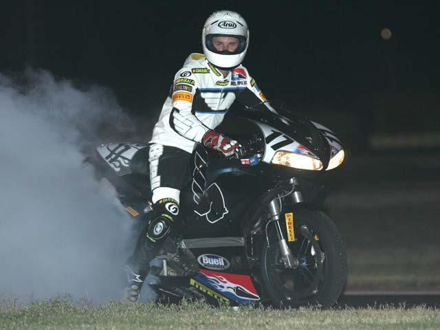 Harley Davidson y Buell BBQ Series, carrera nocturna en Albacete