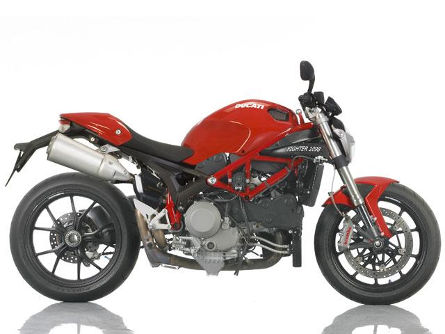 Imagen de Galeria de Ducati Monster Fighter 1098