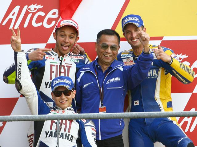 "Masao Furusawa (Yamaha): ""Lorenzo dominará MotoGP en el futuro"""