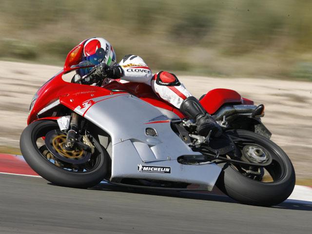Harley-Davidson finaliza la adquisición de MV Agusta