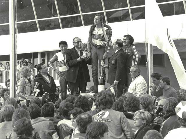 Jarno Saarinen: El hombre que pudo ser rey