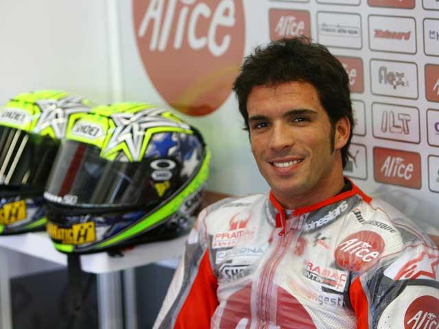 """Imagen de Galeria de T. Elías (Ducati): """"Es ahora cuando empieza nuestro campeonato"""""""