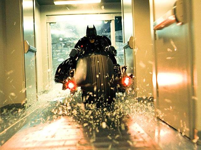 Imagen de Galeria de Batman se pasa a las dos ruedas