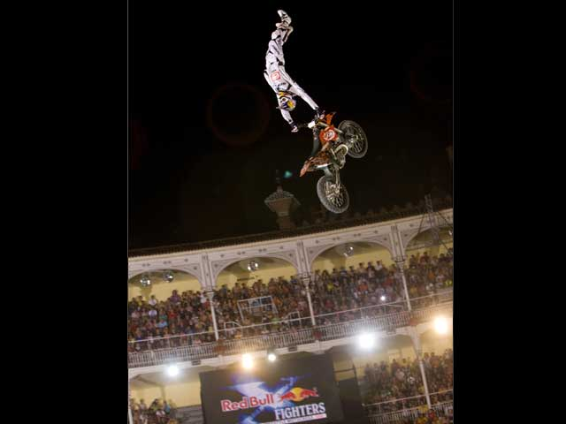 Red Bull X-Fighters en Alemania