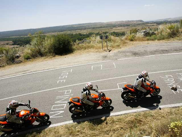 Imagen de Galeria de Conducción Segura: Frenadas de emergencia