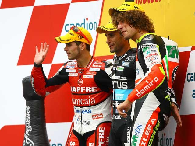 El Gran Premio de República Checa en imágenes