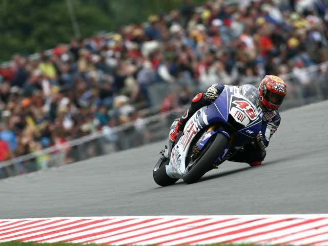 Imagen de Galeria de Casey Stoner (Ducati) se supera a sí mismo en Brno