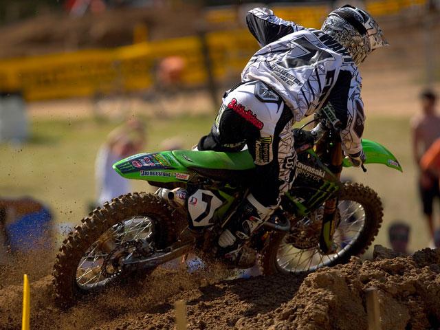 Stewart (Kawasaki) se hace con el AMA de MX