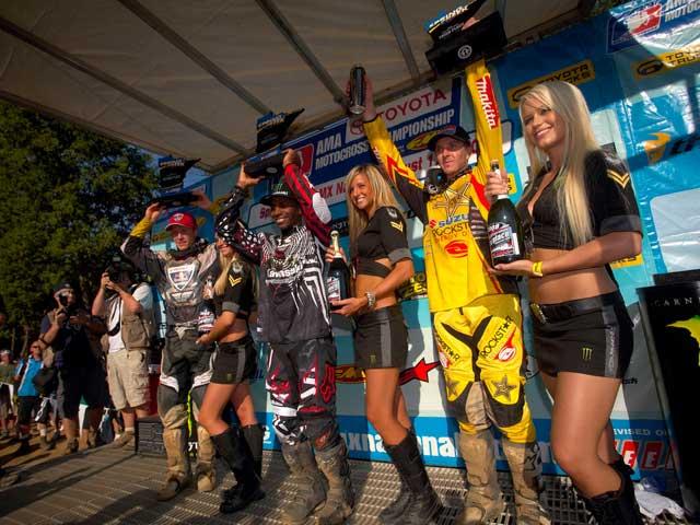 J. Stewart (Kawwasaki) se hace con el AMA de Motocross