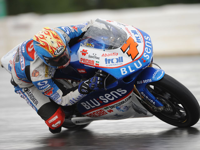 Imagen de Galeria de Rusell Gomez (Aprilia) deja el Mundial de MotoGP donde debutó en 250
