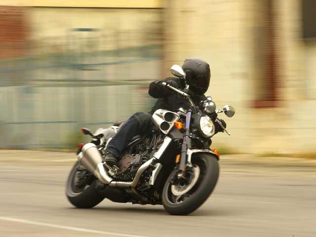 Imagen de Galeria de Novedades 2009: Yamaha V-Max