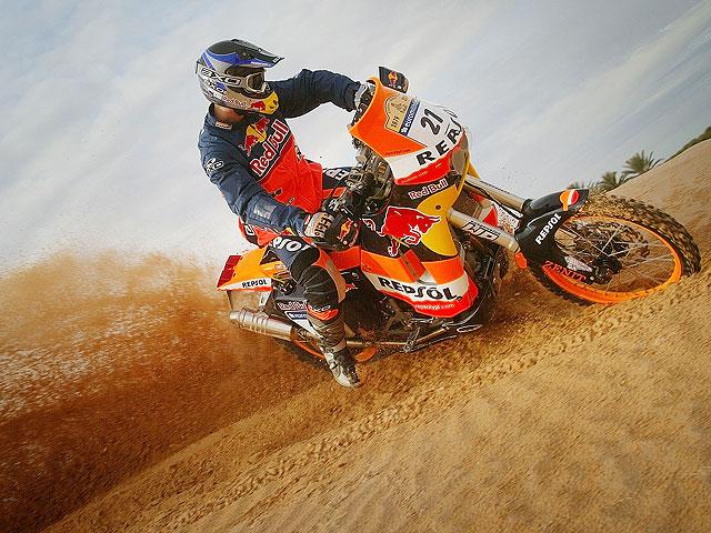 Imagen de Galeria de KTM 690 Rally Réplica