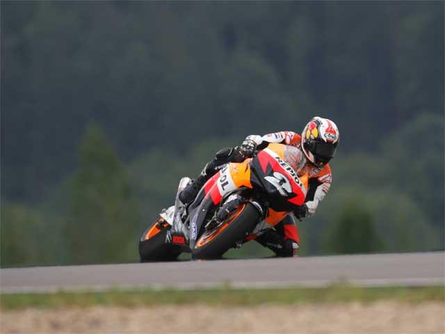 """Imagen de Galeria de Nicky Hayden (Honda):"""" Si no pasa nada malo voy a tratar de competir"""""""