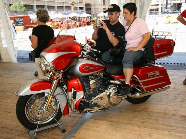 Harley Davidson celebra su 105 aniversario en casa