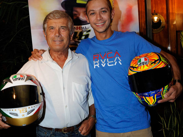 Valentino Rossi será alcalde por un día