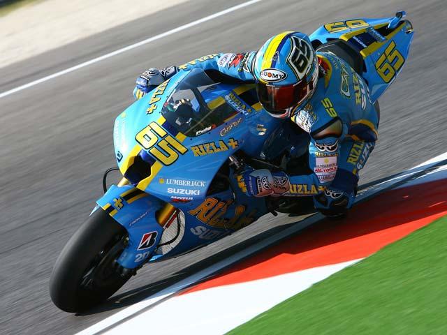 Casey Stoner (Ducati), continúa mandando. Valentino Rossi, segundo