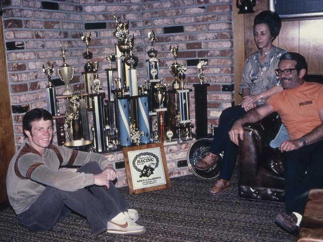 Imagen de Galeria de Randy Mamola: Campeón sin corona