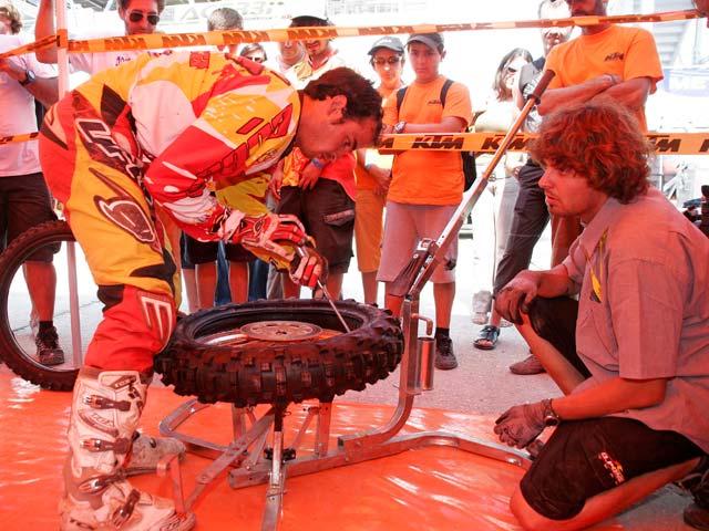 Imagen de Galeria de Victoria Scratch de Cristóbal Guerrero en los ISDE 2008