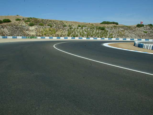 Finalizadas las obras en el asfalto del Circuito de Jerez