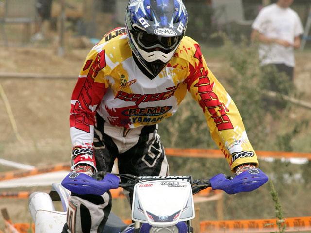 Imagen de Galeria de ISDE 2008. Cristóbal Guerrero lesionado, mala suerte en los Seis Días de Enduro
