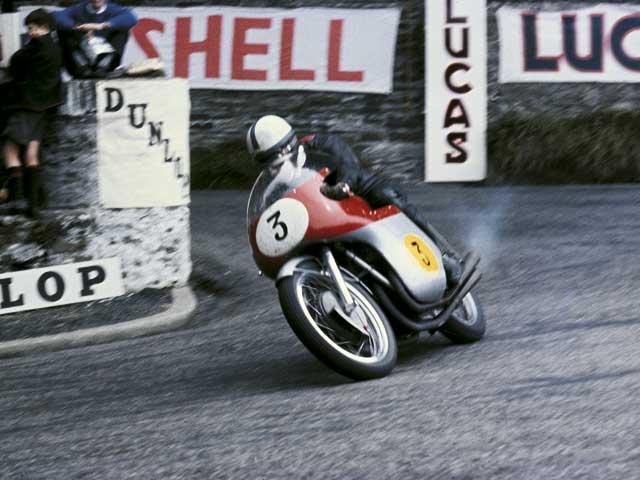 John Surtees: Un talento innato