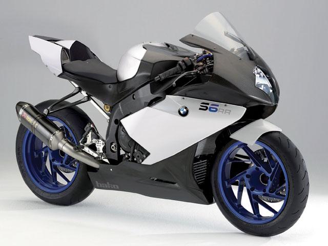 Novedades 2009: BMW F 800 R y BMW S6RR