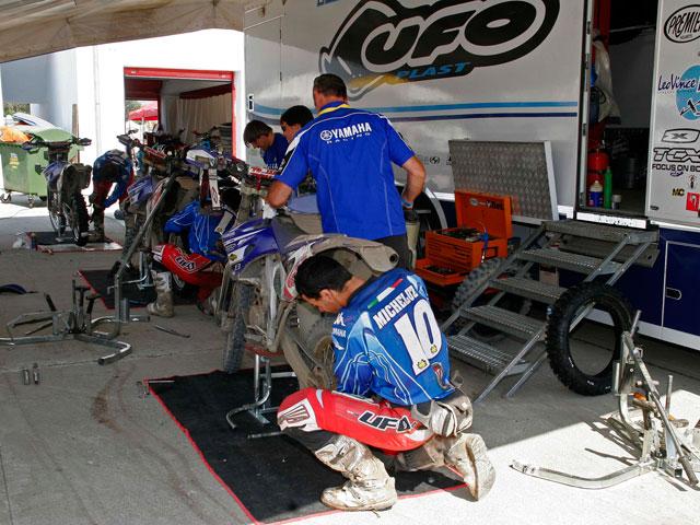 Aumenta le tensión en Trofeo de los Seis Días de Enduro ISDE 2008