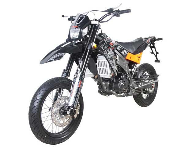 GOES llega al mundo de las motos off-road