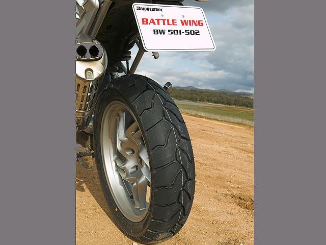 Nueva generación de neumáticos trail