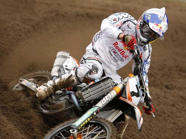 Imagen de Galeria de De Reuver (Honda) y Rattray (KTM) brillaron en MX1 y MX2 respectivamente