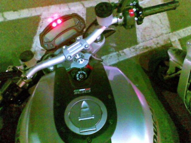 Nueva Ducati Monster 1100