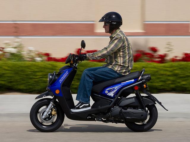 Nuevo Yamaha Zuma