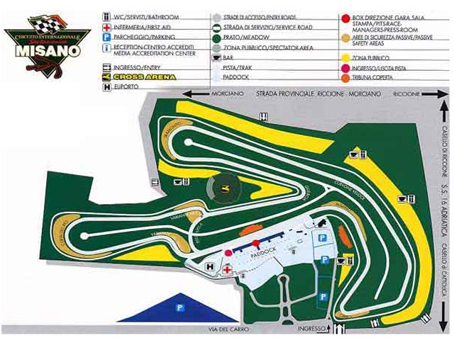 Carrera extra para el MotoGP de 2007