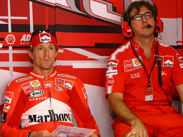 """Imagen de Galeria de Gibernau: """"Sólo he hablado con Paco y los Nieto, no con Ducati"""""""