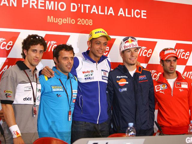 Parrilla de MotoGP 2009