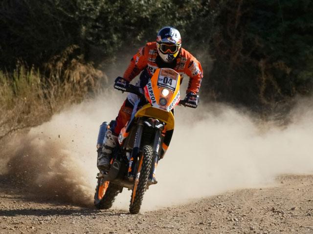 Faria (Honda) campeón del Pax Rally