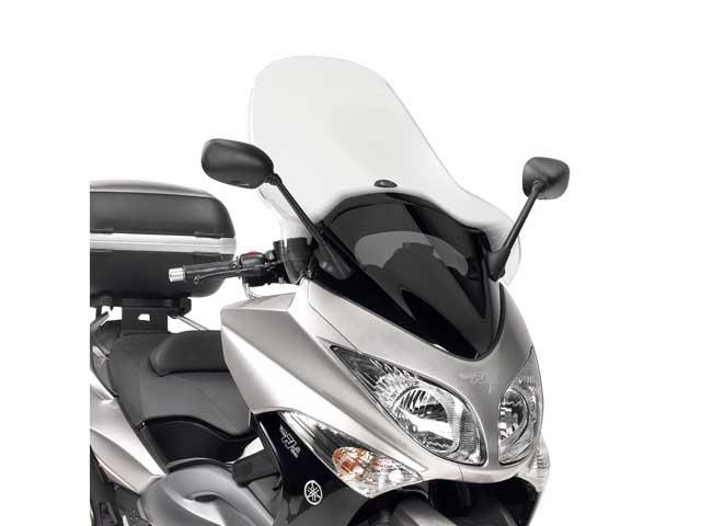 Accesorios GIVI para el Yamaha T-Max 500