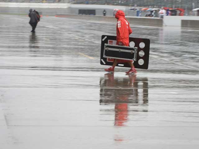 """A. Bautista (Aprilia): """"Lo primero es la seguridad de los pilotos"""""""