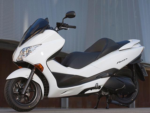 Imagen de Galeria de Honda Forza 250X/EX, ya la venta