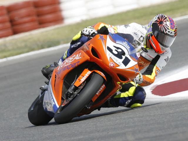 Ángel Rodríguez (Yamaha), Campeón de España de Supersport