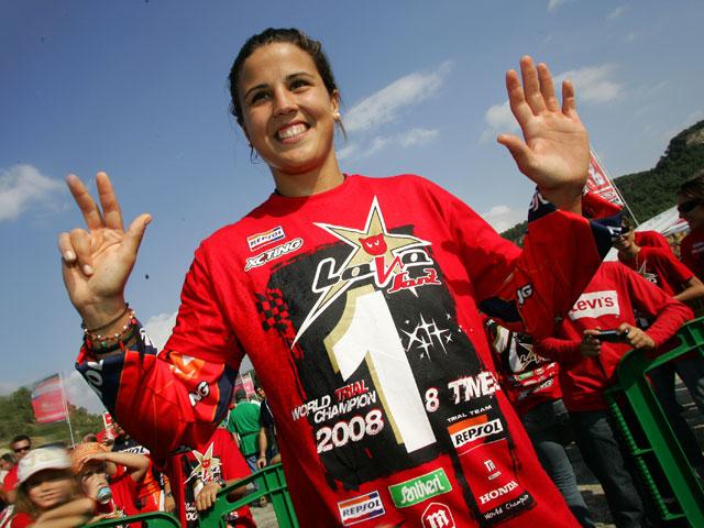 Toni Bou (Montesa-Honda), Campeón del Mundo